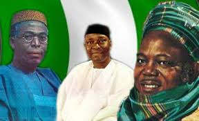 Azikiwe and founding founders
